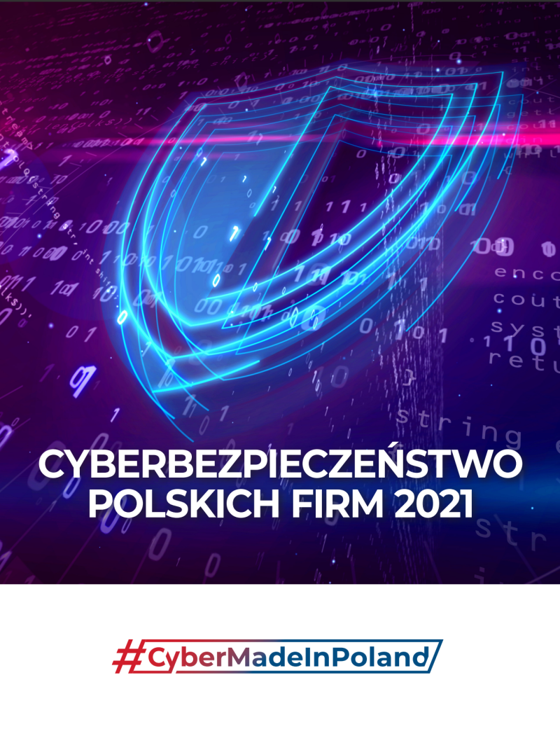 Cyberbezpieczeństwo polskich firm 2021